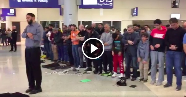 Muslims Take Over DFW, Force Everyone To Do Something HORRIFYING