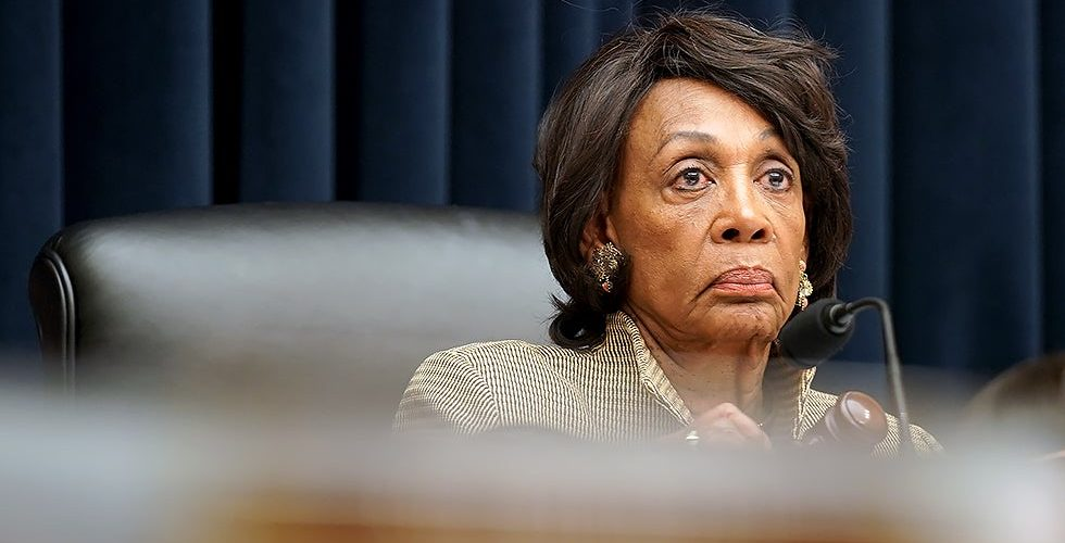 Maxine Waters Just Got Some BAD NEWS! It's OVER FOR HER!