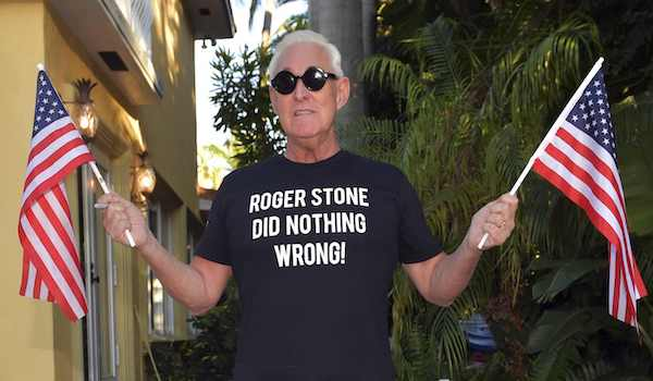 Liberals Going After ROGER STONE Yet AGAIN!