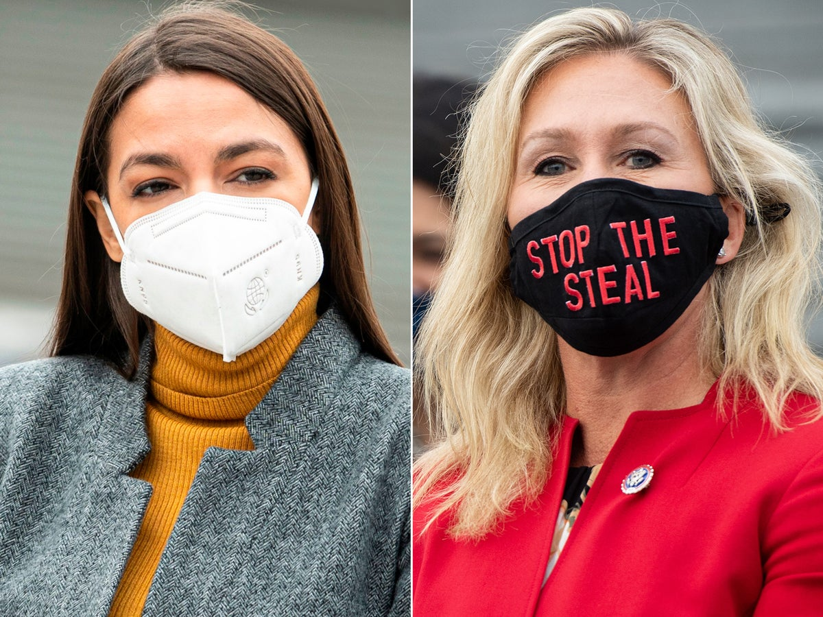 """WOW! Marjorie Taylor Greene Just Told AOC, """"Let's Do This!"""""""