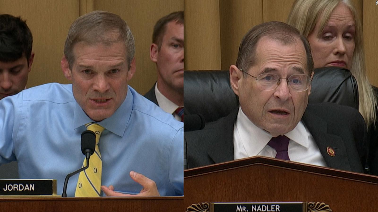 Jim Jordan Just Took Jerry Nadler Straight To The Woodshed!