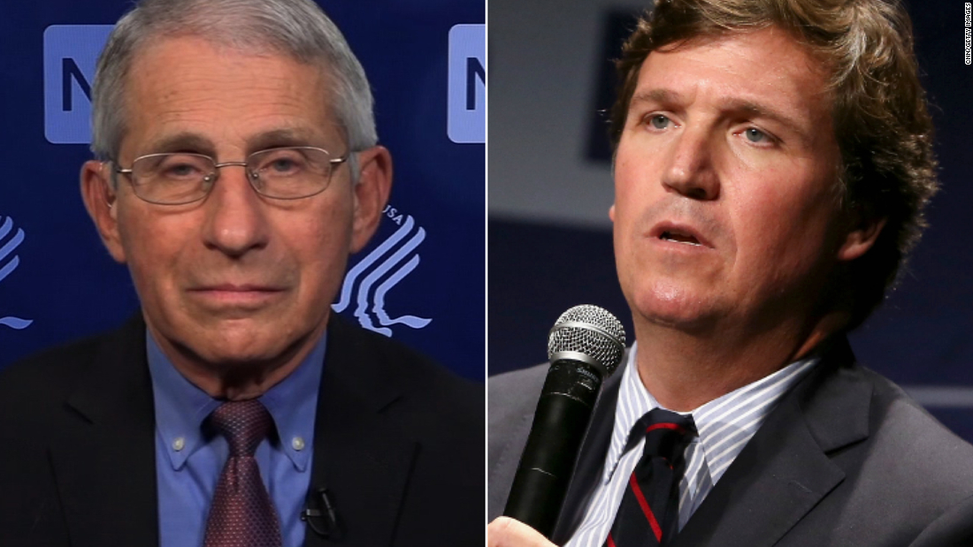 Tucker Fired Back At Fauci And Ripped Him A New One!