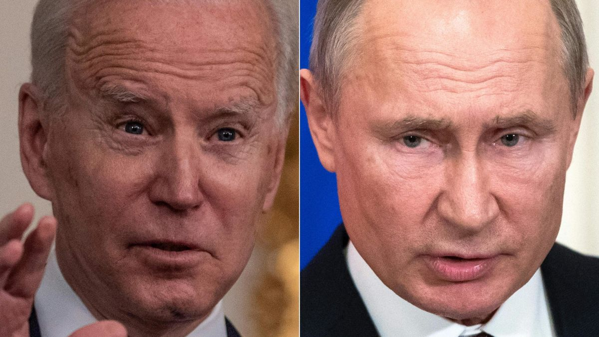 As Soon As Putin Puffed His Chest, Biden Backed Down Like A…