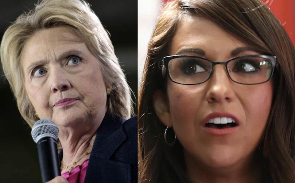 Lauren Boebert Just EXPOSED Hillary Clinton!