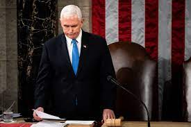 New Book EXPOSES How Big A Traitor Pence Is!