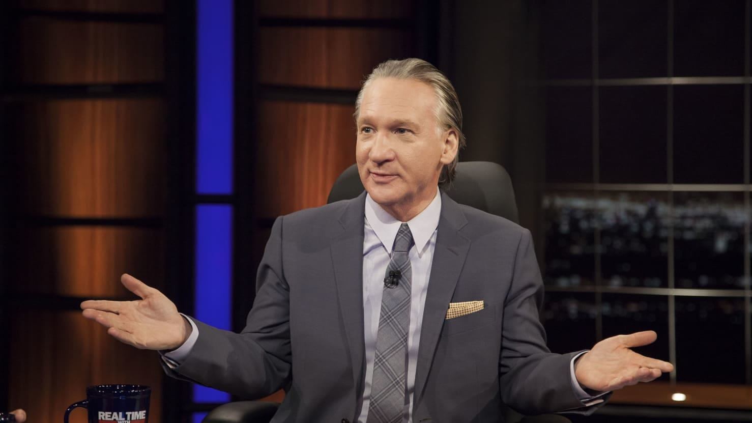 What Bill Maher Just Said About Liberals Is Absolutely Perfect!