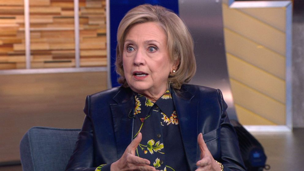 WOW! Even Crooked Hillary Is Ripping Senile Joe Biden!