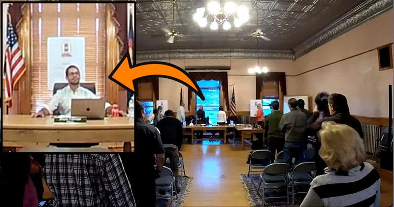He Tried To Ban The Pledge Of Allegiance, What Happened Next Will Make You Cheer!
