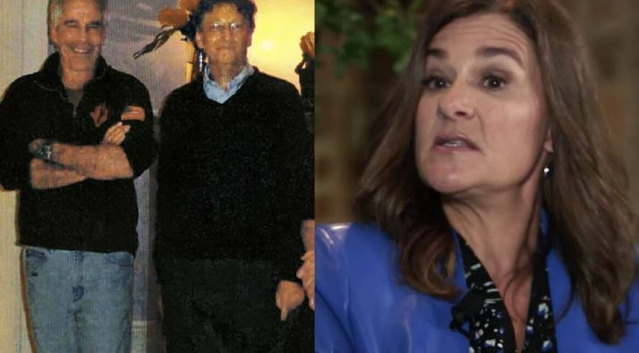 Wow! Melinda Gates Tried To Warn Bill About Pervert Epstein!