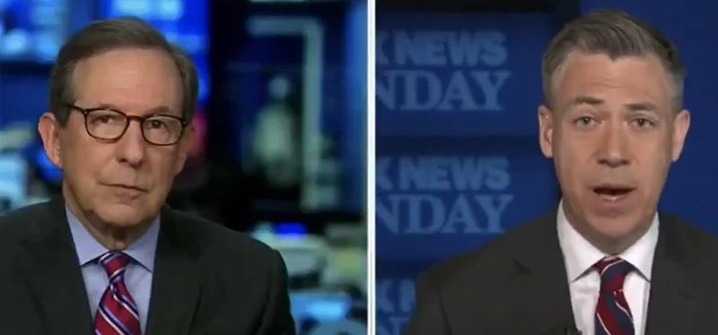 Top Republican Just Ripped Chris Wallace A New One!